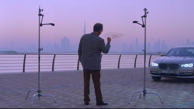 BMW Contemporary: Nadim Karam, Dubai