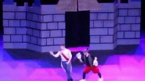 Dance/Stunt Reel