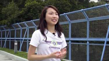 Student Volunteer Testimonials 學生義工分享 : Erica