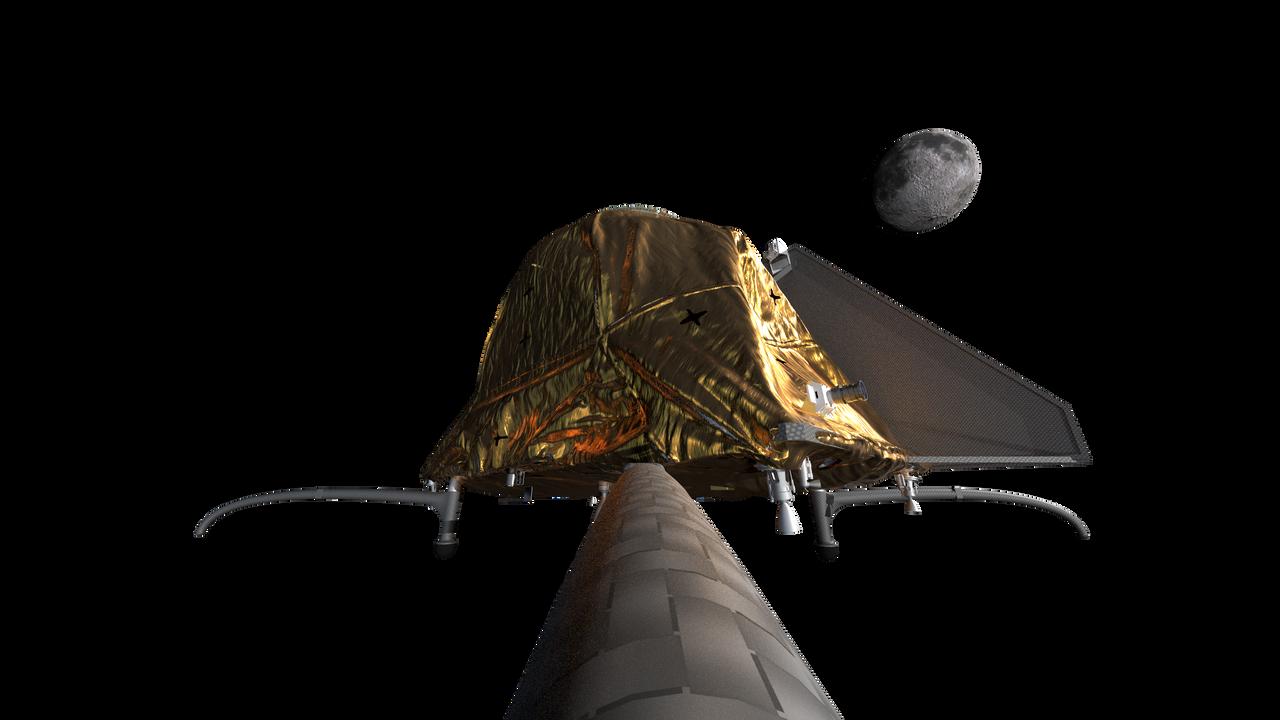 Small Lunar Lander
