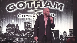 Brett Kline at Gotham Comedy Club