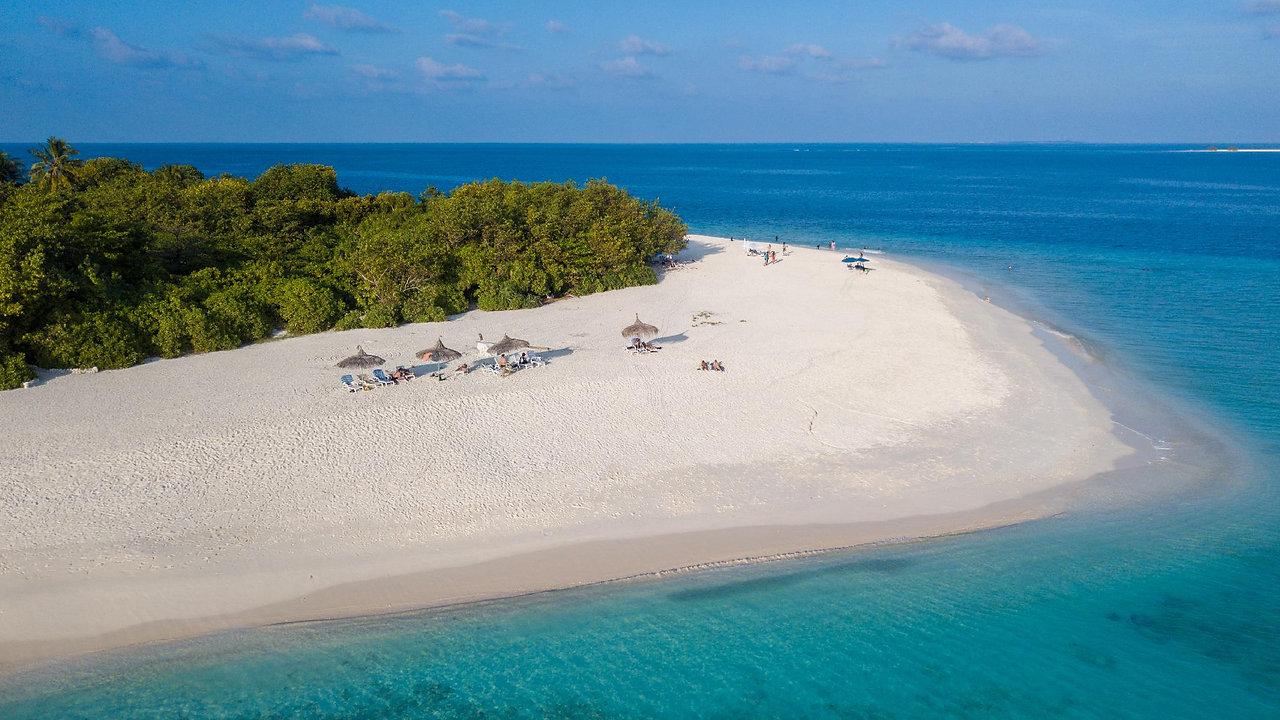 Ukulhas Island, Maldives