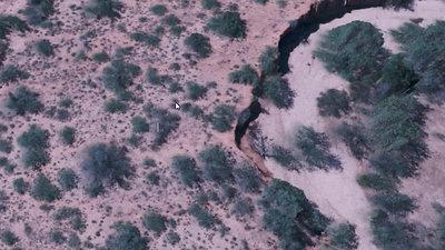Desert Terrain 3D Example
