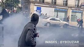 Francie se bouří