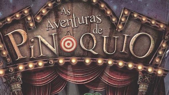 AS AVENTURAS DE PINÓQUIO - Trilha Sonora Original
