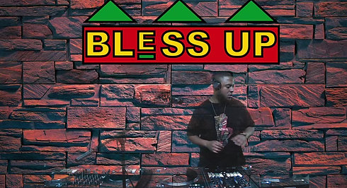 THE BLESS UP SHOW