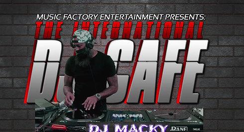 DJ CAFE LIVE