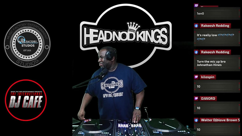HEADNOD KINGS 5-4-21