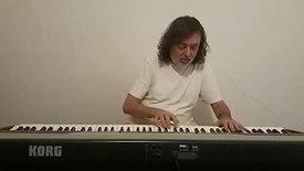 Música A Paz de Gilberto Gil com adaptação do compositor Silvio Pierotti