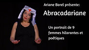 Ariane Borel Abracadariane