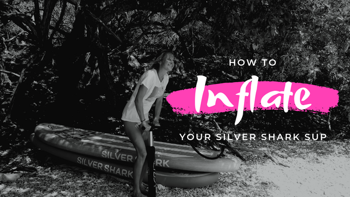 HOW TO INFLATE