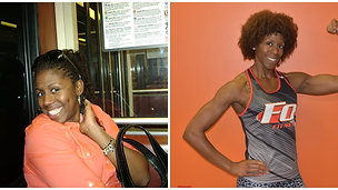 Personal Trainer Kamilah Mitchell's Body Transformation