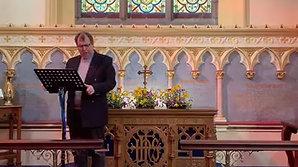 Sunday Worship - 15th March