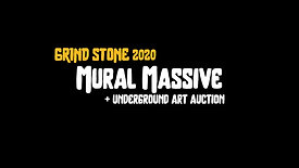 Grindstone + MIN BID Mural Massive 2020