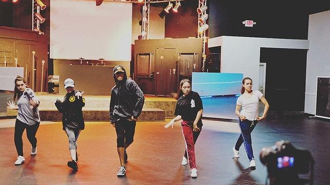 BCPAC Dance Videos