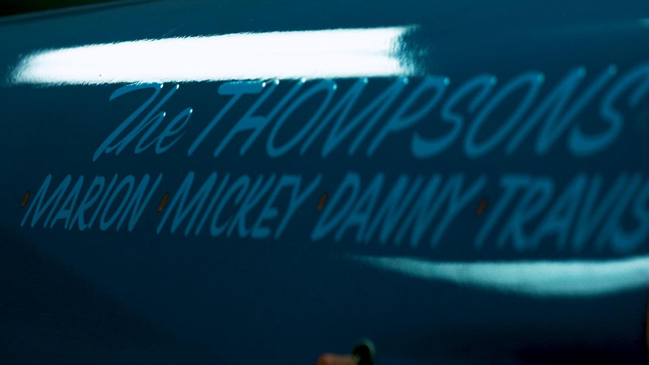 Danny Thompson Teaser