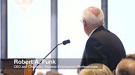 Bob Funk joins OKC Downtown Rotary to discuss the American Dream