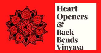 Vinyasa _ Open Your Heart