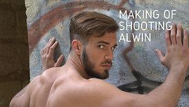 Making Of Shooting - Alwin