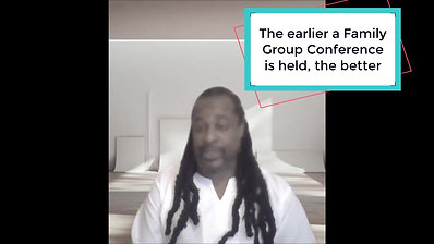 How to use Family Group Conferences