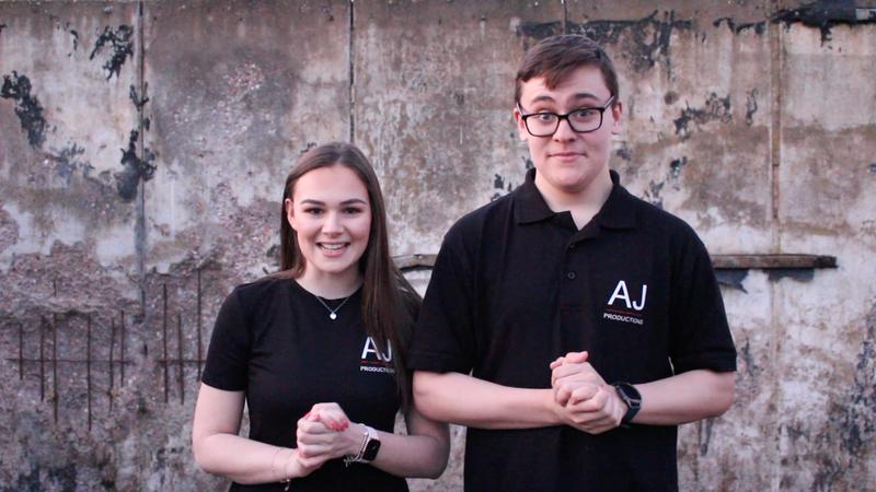 Week 1- AJ Productions' virtual stage school