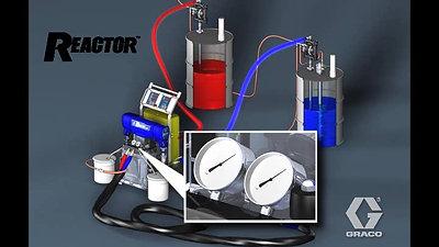 Reactor Flow Animation