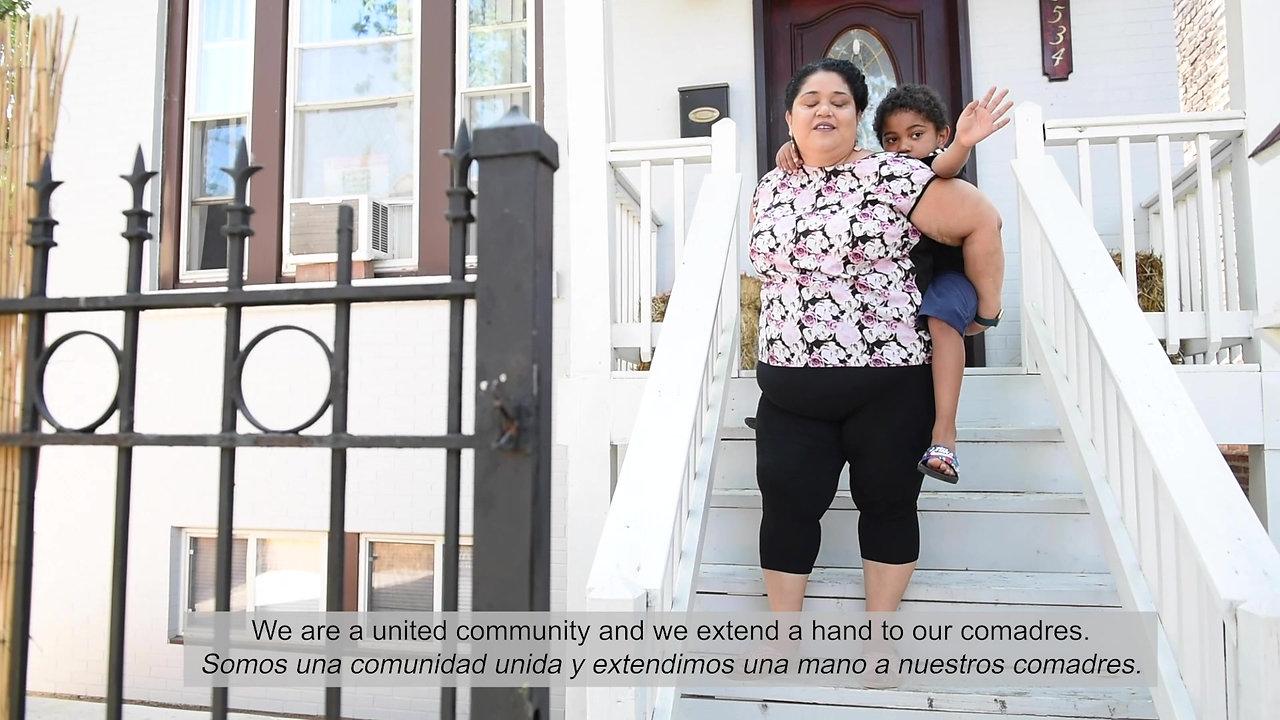 Estamos Contigo Chicago Latina Moms Community Mutual Aid Fund