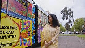 Tramjatra - Australia-India connection
