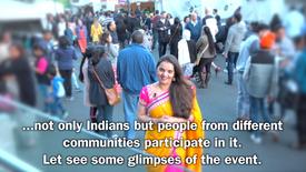 Celebrating Diwali in Australia