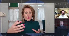 Cristina Miklos 24 de febrero