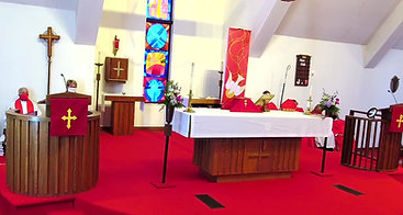 Holy Eucharist Ceremony and Celebration of New Ministry