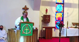 Livestream & In-Person Holy Eucharist Service for the 9th Sunday after Pentecost