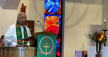 In-Person and Livestream Broadcast of Holy Eucharistic Service for the 20th Sunday after Pentecost