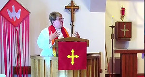 In-Person and Livestream Holy Eucharist Service for Day of Pentecost