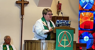 In-Person and Livestream Broadcast of Holy Eucharistic Service for the 19th Sunday after Pentecost