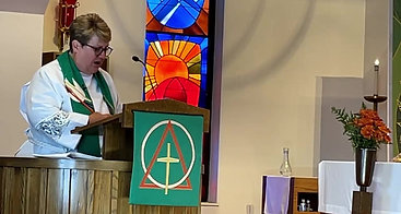 In-Person and Livestream Broadcast of Holy Eucharistic Service for the 21st Sunday after Pentecost