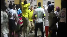 Worship & Dancing at Word of God Triumphant Ministries