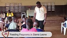 Sierra Leone Feeding Programs Recap