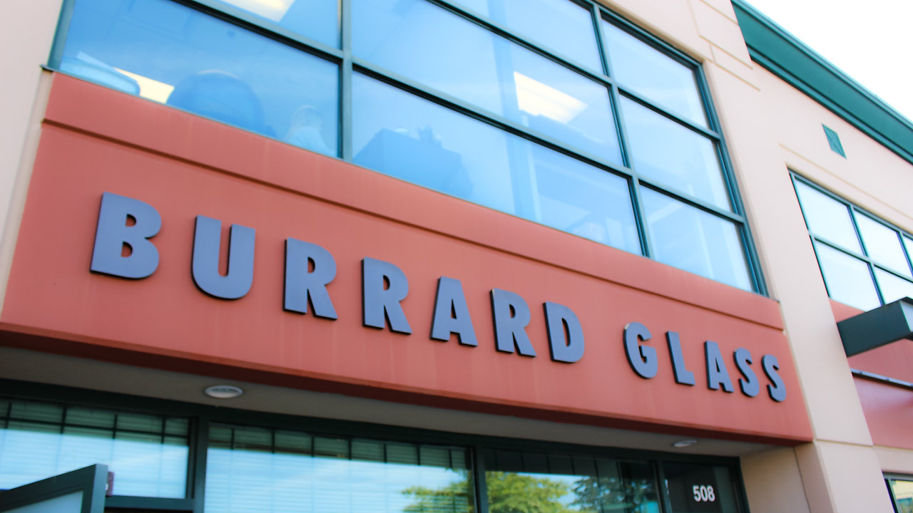 Burrard Glass