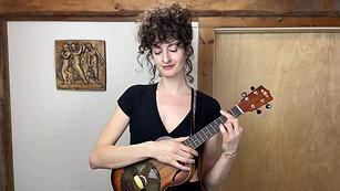 """""""Lazy River"""" - tenor ukulele"""