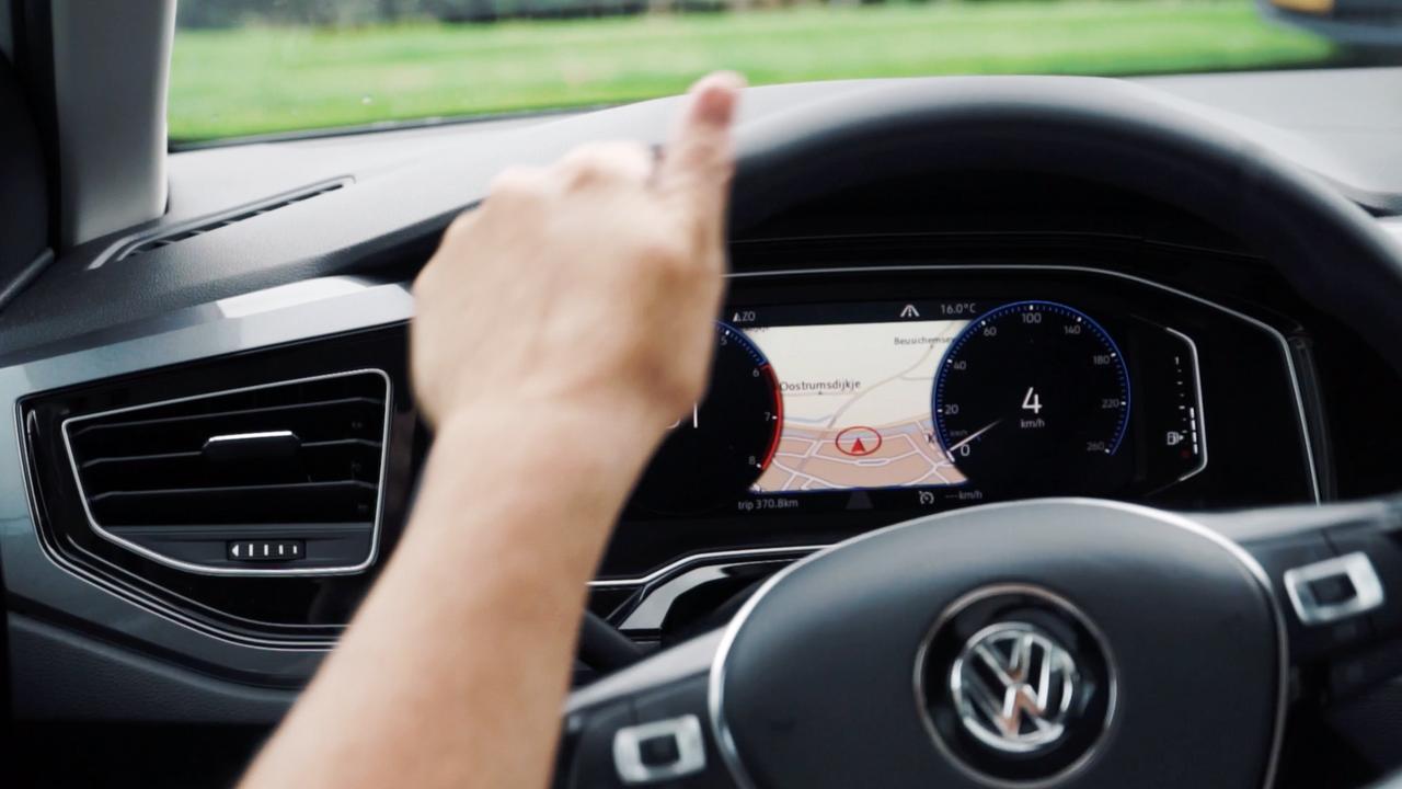 Vrije tijd video - Handelingen autorijden