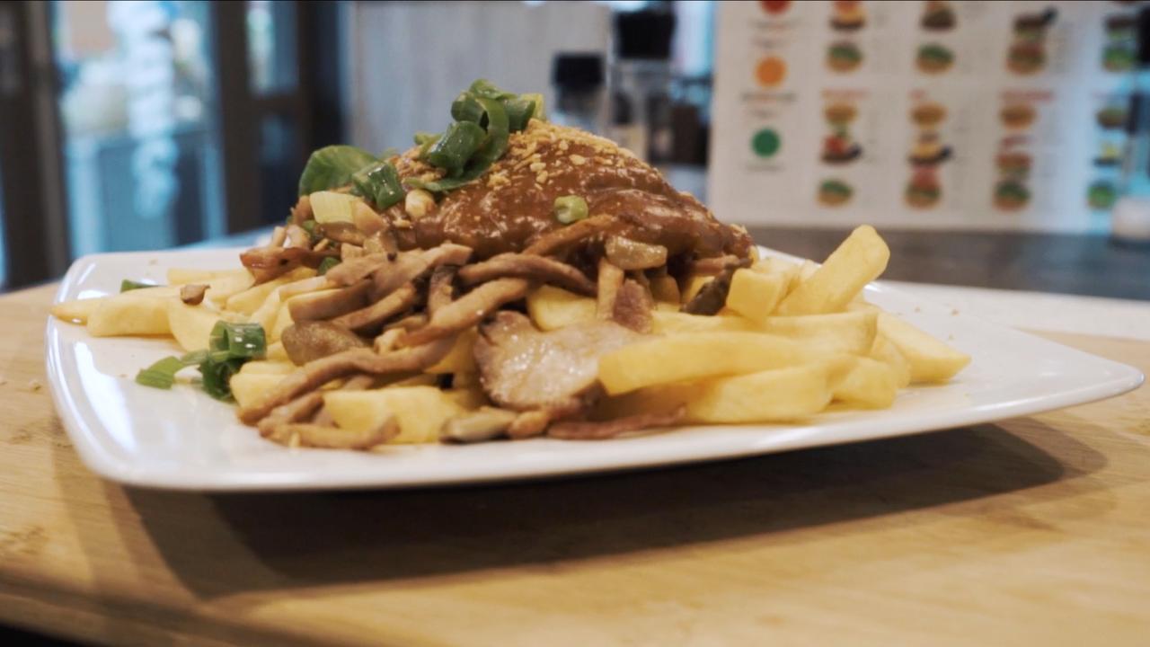Kwalitaria - Friet Special Warmvlees Oriëntal