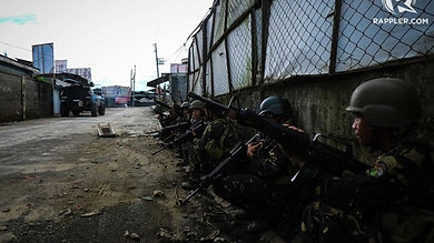 Marawi in 360: Inside the Warzone