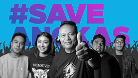 Celebrities #SaveAngkas
