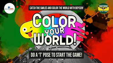 Boysen - Color Your World Gameplay