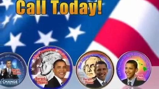 Obama Coin Spot