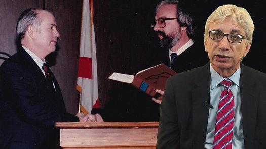 Honoring Judge Gallen