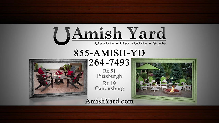 Amish Yards Furniture