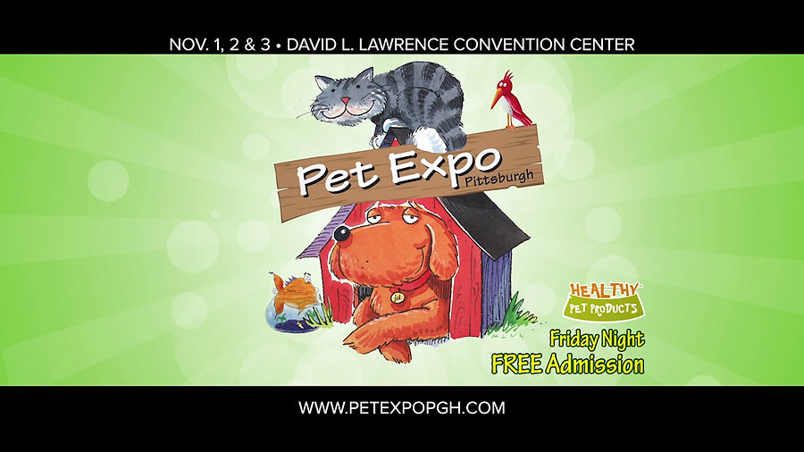 Pittsburgh Pet Expo 2013