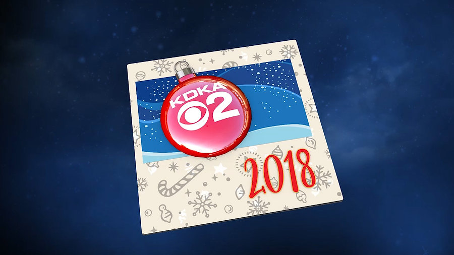 KDKA Happy Holidays Pop Up Book